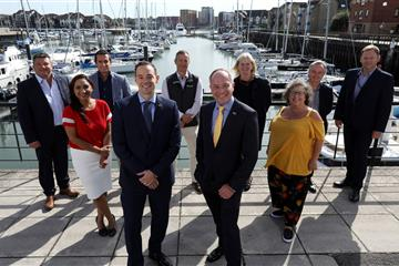 articles - boat show sponsor pledges to get children out on the water
