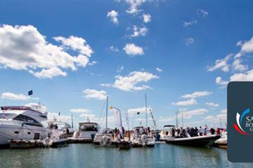 Sandbanks Boat Show this Weekend