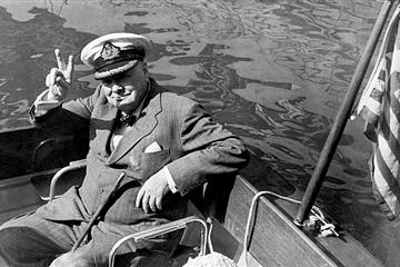 Churchill's yacht up for sale in France for €2 million