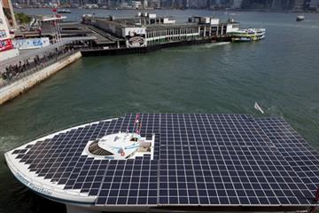 Is There a Future in Solar Powered Boats?