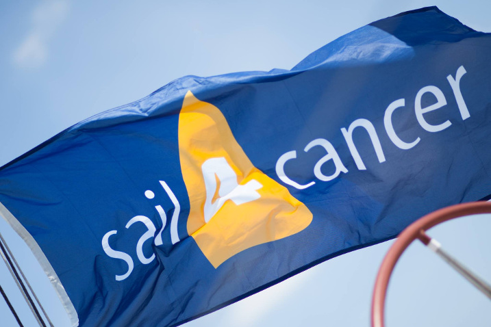 Sail 4 Cancer flag