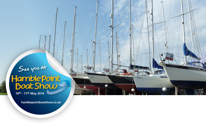 Hamble point new & used boat show
