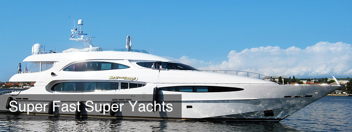 Ten Fastest Super Yachts Theyachtmarket